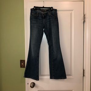 American Eagle 🦅 size 4 petite boot cut jeans